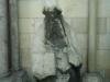 La seule statue cramée dans la cathédrale de Rouen, c\'est St Jude... Ca s\'invente pas ... lol